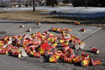 RRRoll Up the UN-Recyclable Tim Hortons Rim
