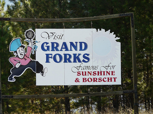 Grand Forks, BC: Famous for Sunshine and Borscht