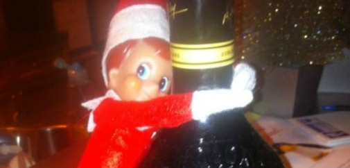 Elf On The Shelf (In A Box)