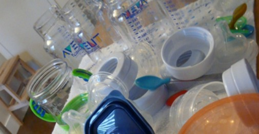 Avent Makes Bottles with BPA