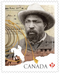 John Ware Black History Month Stamp