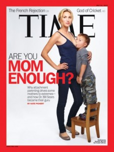 Other Cover Options For Time Magazine's Breastfeeding Issue