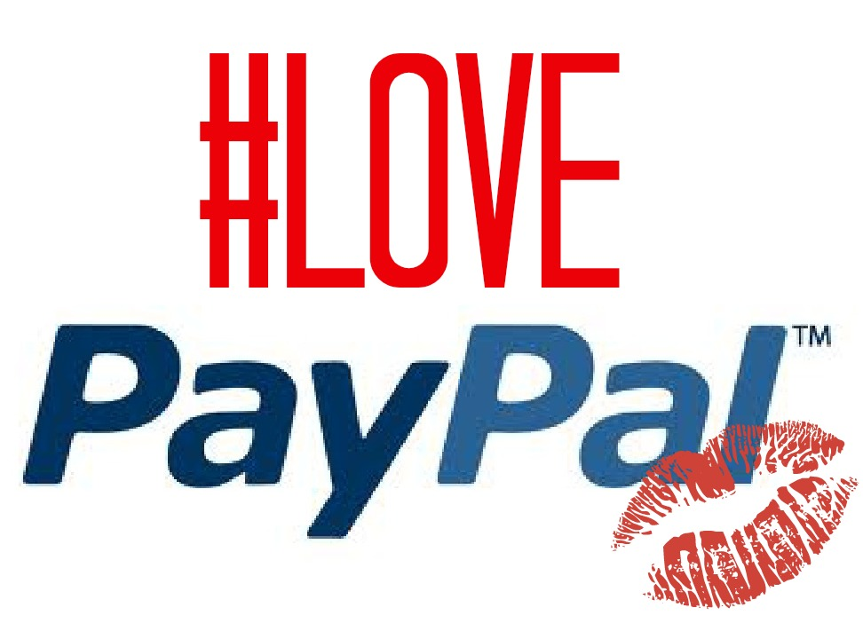 paypal valentine's day contest