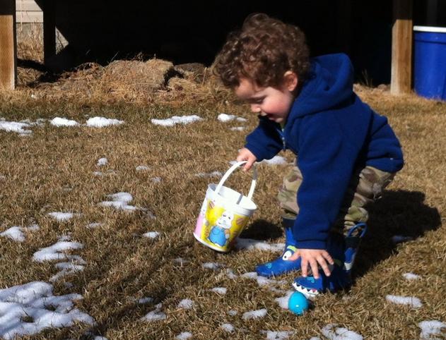easter egg hunt in calgary