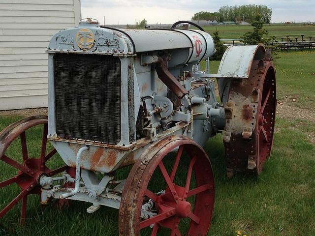 prairie tractor museum, picture butte alberta