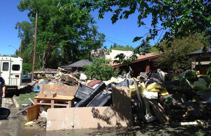 Charities for calgary flood recovery
