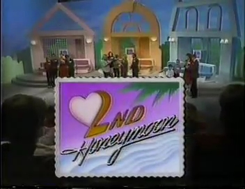 second honeymoon game show
