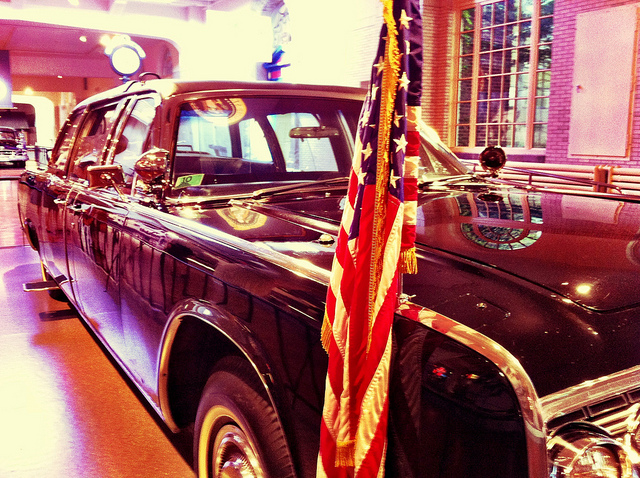 Kennedy Limo at Henry Ford