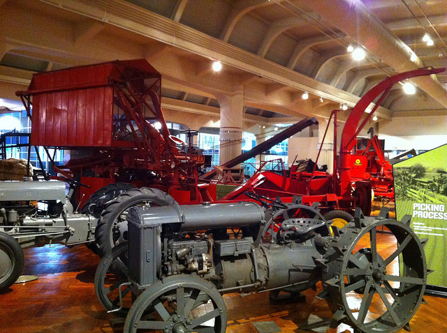 The Henry Ford Museum