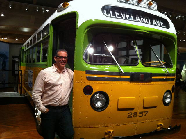 Rosa Parks Bus - Henry Ford Museum