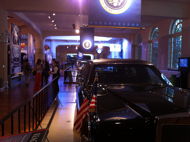 Presidential Limos at Henry Ford