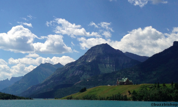 Camping At Waterton Lakes National Park