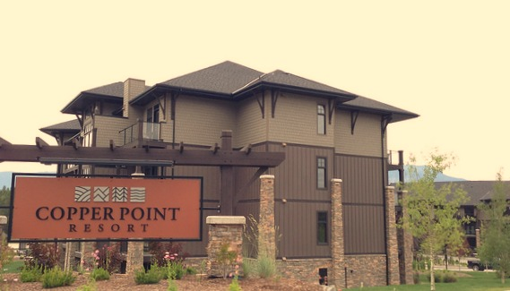 Copper Point Resort