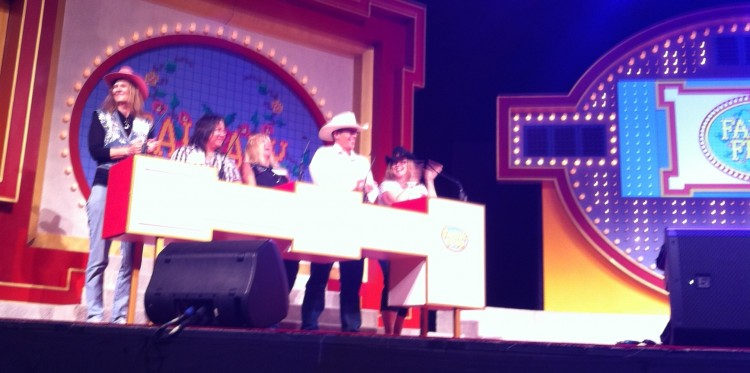 family feud calgary stampede