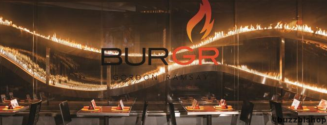 gordon ramsay burgr at planet hollywood las vegas