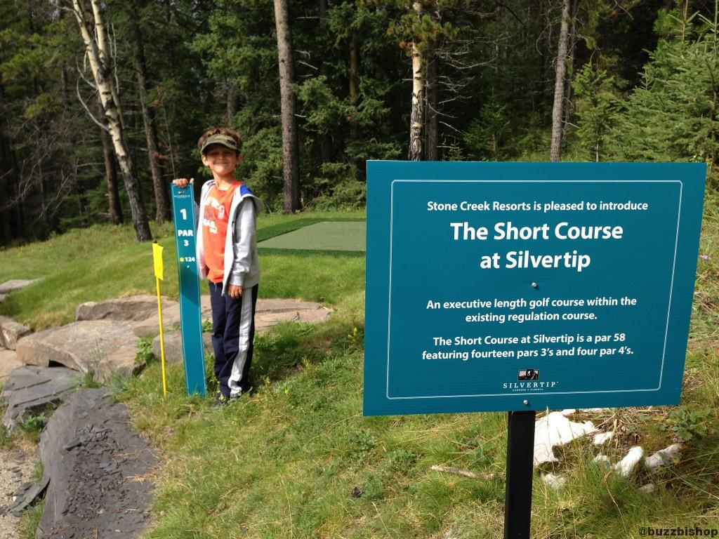 silver tip golf canmore