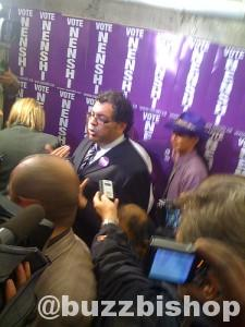 Nenshi elected Mayor October 2010