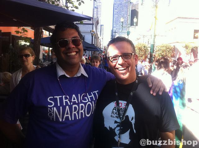 Straight Not Narrow Nenshi with Buzz Bishop