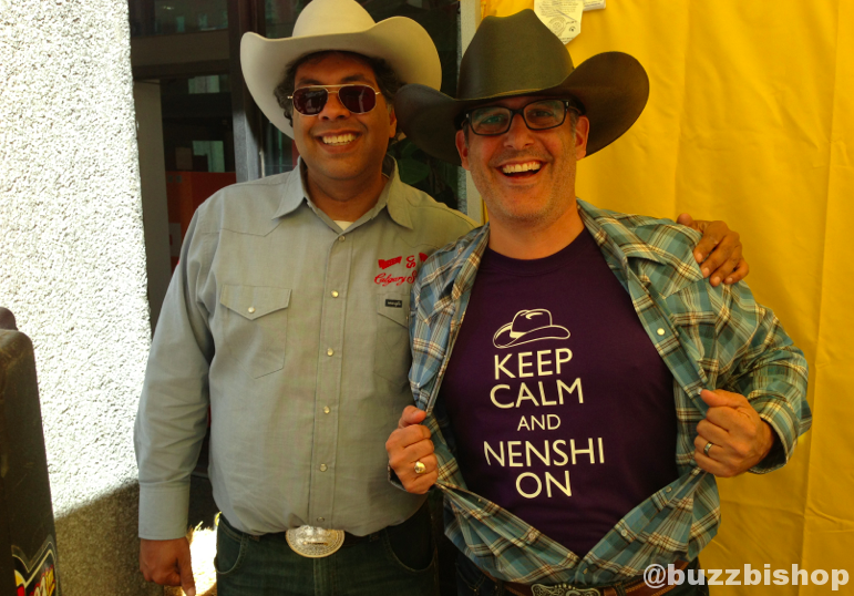 buzz bishop and naheed nenshi