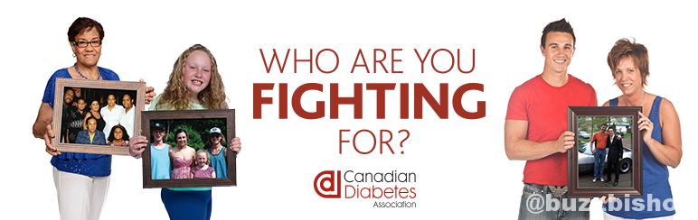 WHO INSPIRES YOU IN THE FIGHT AGAINST DIABETES?