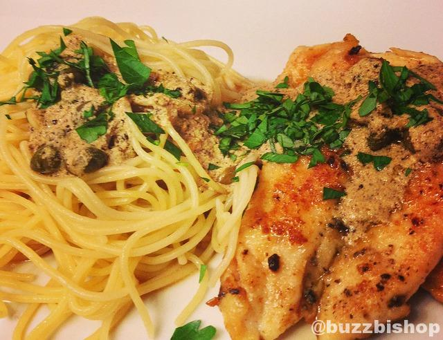 Pioneer Woman's Chicken Piccata Recipe