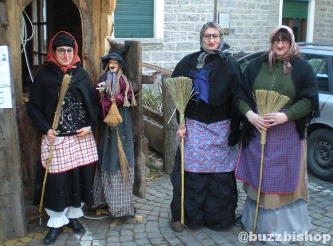 La Befana - Christmas Traditions Around World