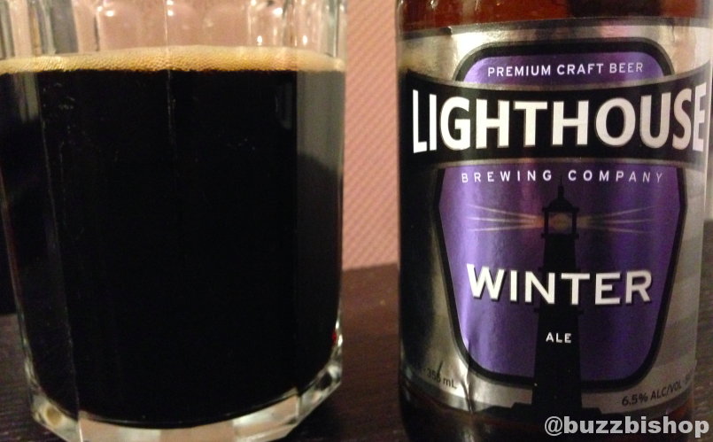 2013 Craft Beer Advent Calendar Lighthouse Winter Ale