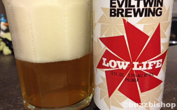 2013 Craft Beer Advent Calendar Evil Twin Low Life