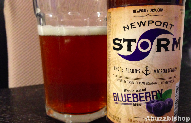 2013 Craft Beer Advent Calendar  Newport Blueberry