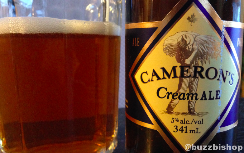 2013 Craft Beer Advent Calendar Cameron Cream