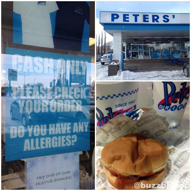 Peters Drive-In, Calgary