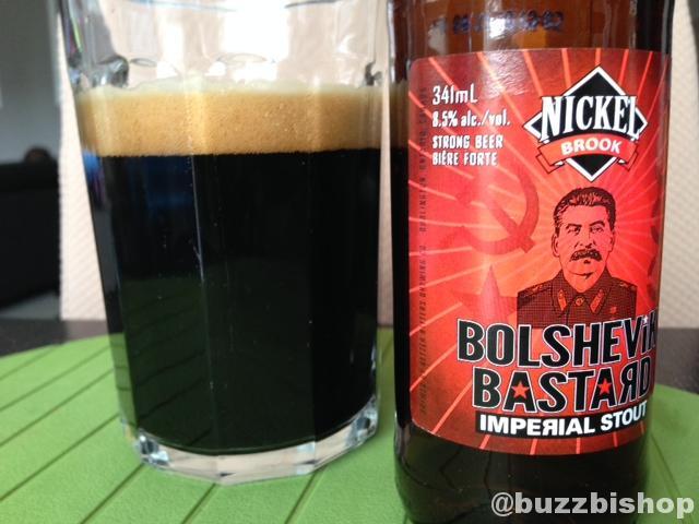 Nickel Brook Bolshevik Bastard