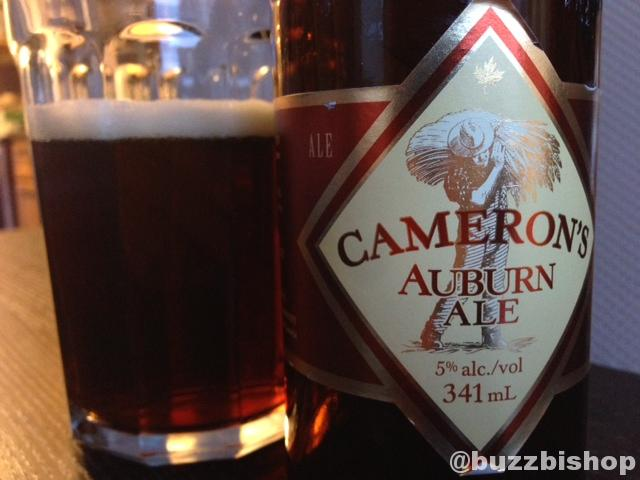 Cameron's Auburn Ale