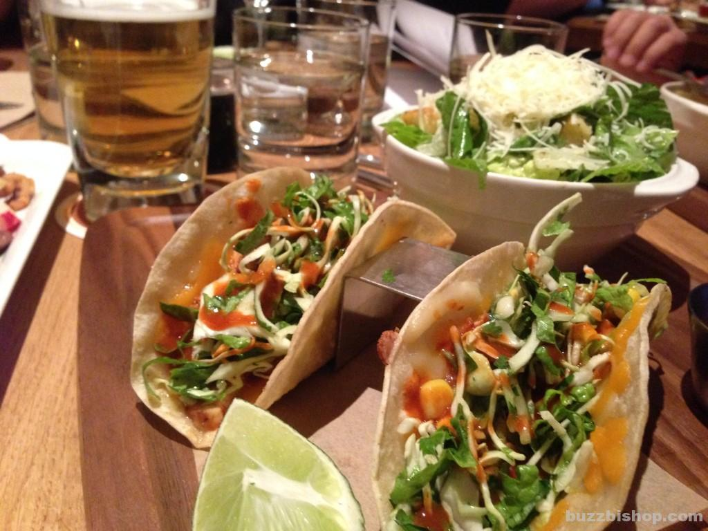Earl's Tin Palace Calgary - Chicken Tacos