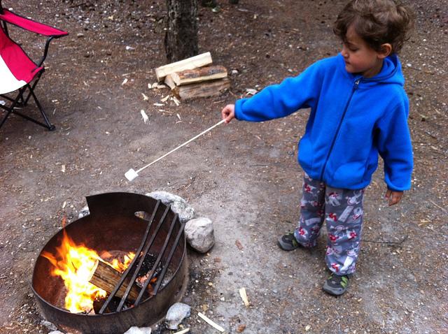 camping in alberta