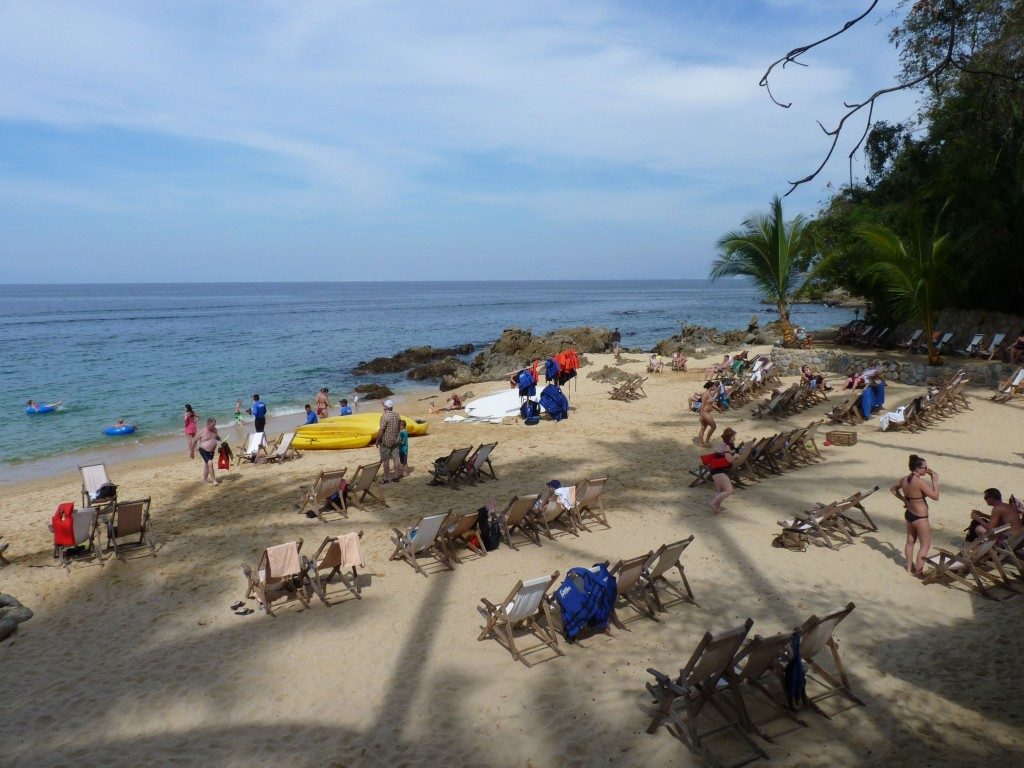 Las Caletas By Day from Vallarta Adventures - Buzz Bishop