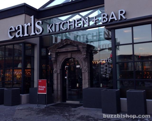 Earl's Tin Palace Calgary - Buzz Bishop