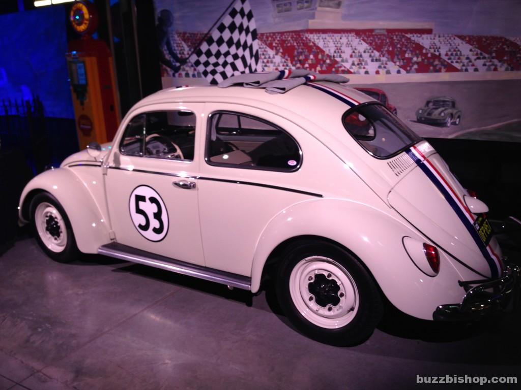 Herbie, The Love Bug - Buzz Bishop