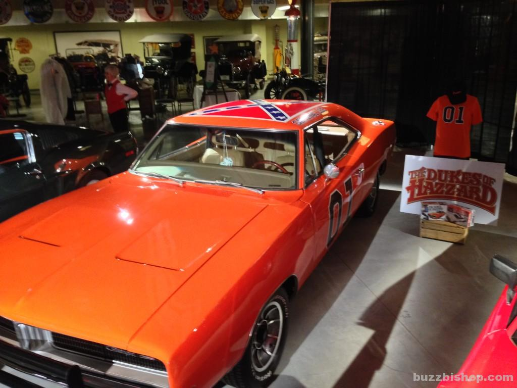 The General Lee - Buzz Bishop