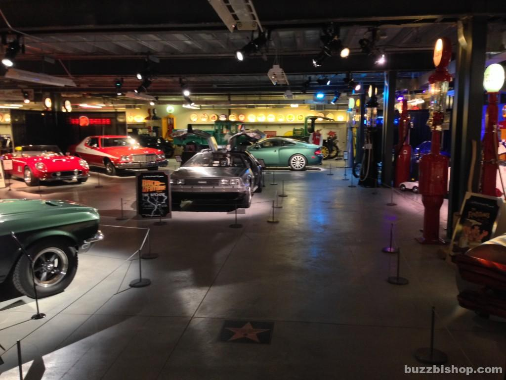 Spring Break At Heritage Park: Cars Of The Big And Small Screen