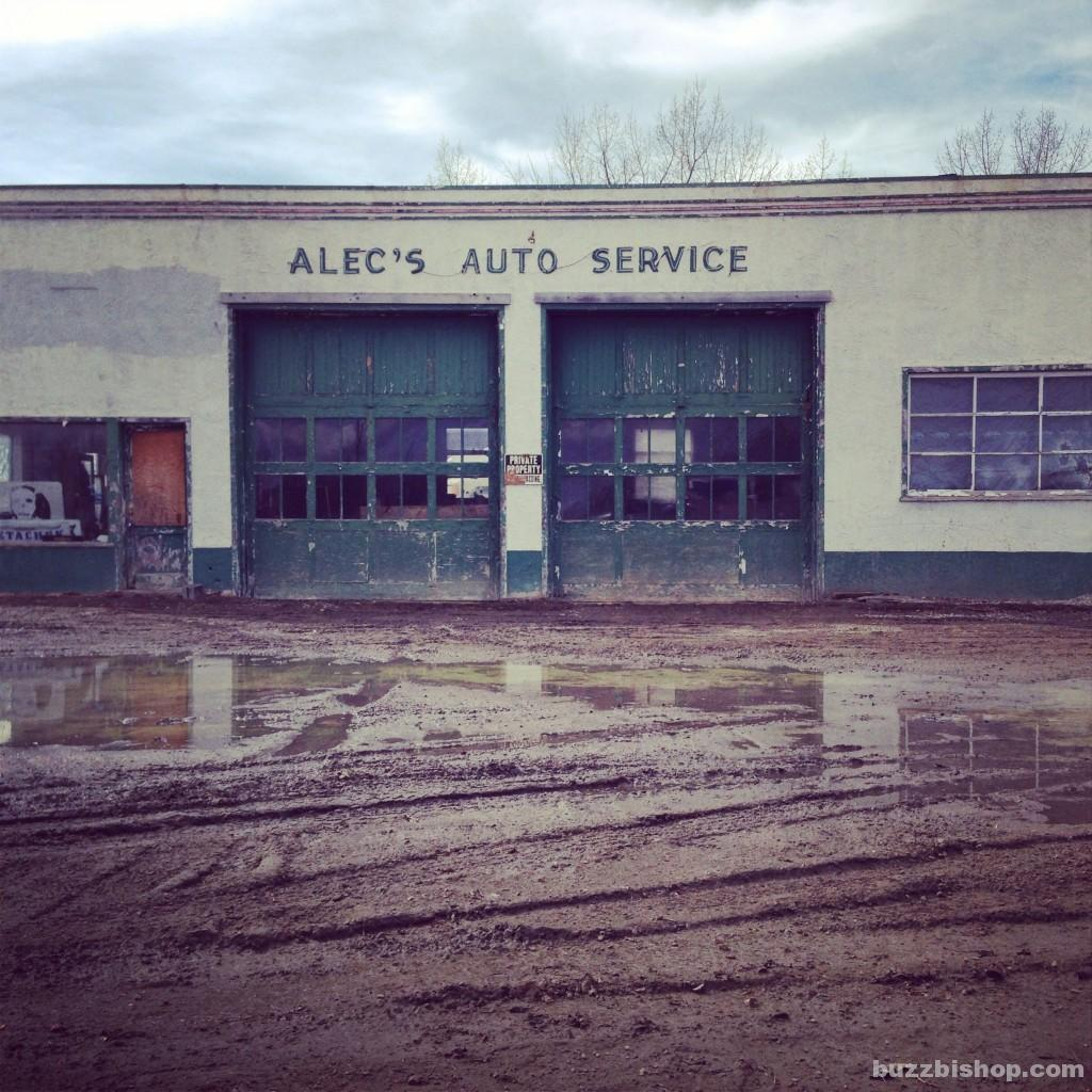 Alec's Auto - Cayley, Alberta - Buzz Bishop