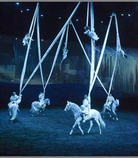 Odysseo by Cavalia in Calgary