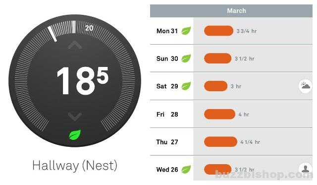 Saving Money On Energy Costs With Nest