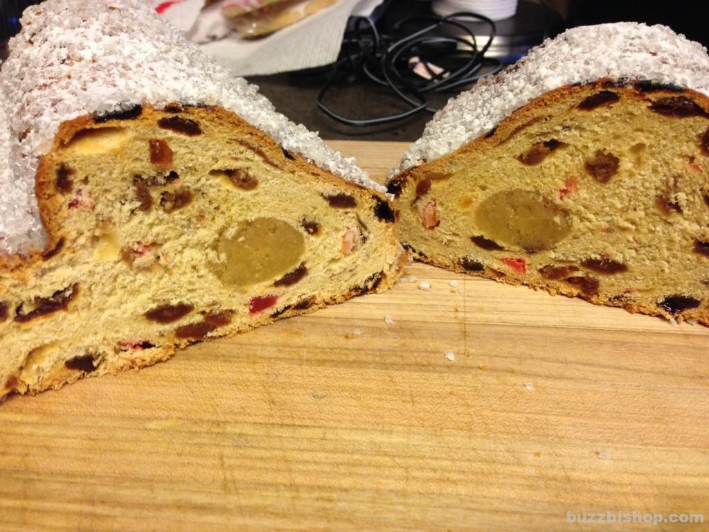 Paasstol - Dutch Easter Almond Paste Bread