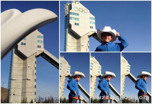 What's #UnderTheHat In Calgary?