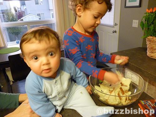 Bourbon Berry Turkey Stuffing Recipe