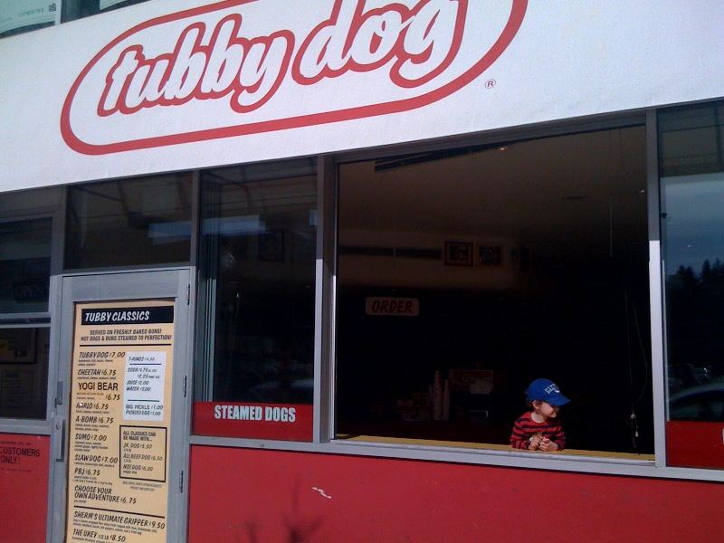 Calgary Eats: Tubby Dog