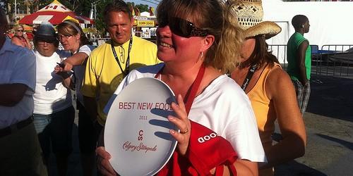 stampede 2011 midwayfood