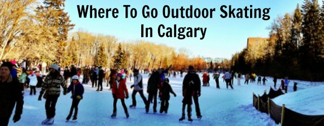 Where To Go Outdoor Skating In Calgary