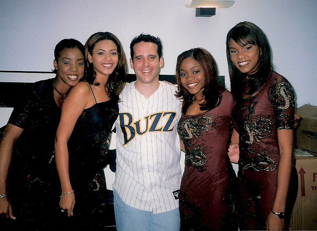 buzz bishop and destiny's child - 1998